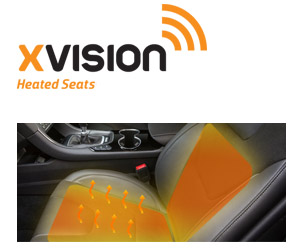 Xvision Heated Car Seats