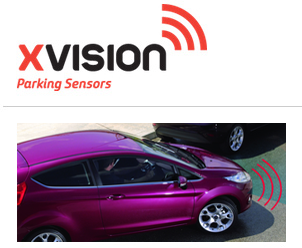 Xvision Front Parking Sensors