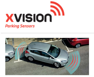 Xvision Rear Parking Sensors